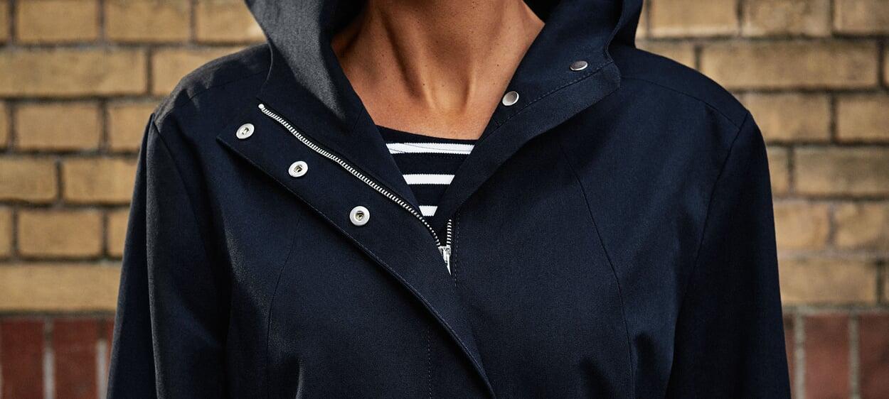 Jacken und Mäntel aus EtaProof®