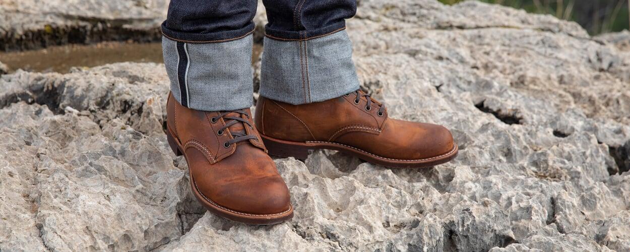 Schuhe von Red Wing