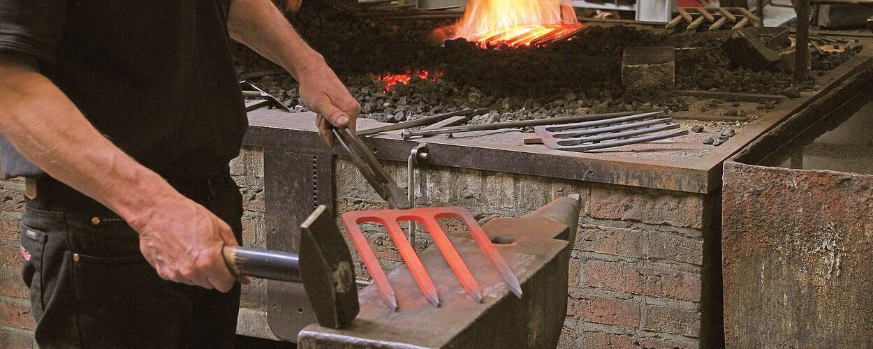 Geschmiedetes Werkzeug von Sneeboer