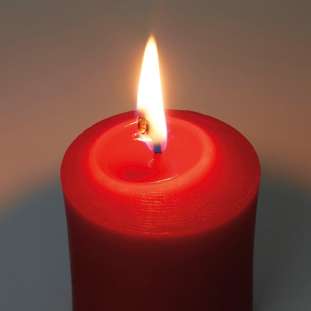 Pillar Candle Beeswax
