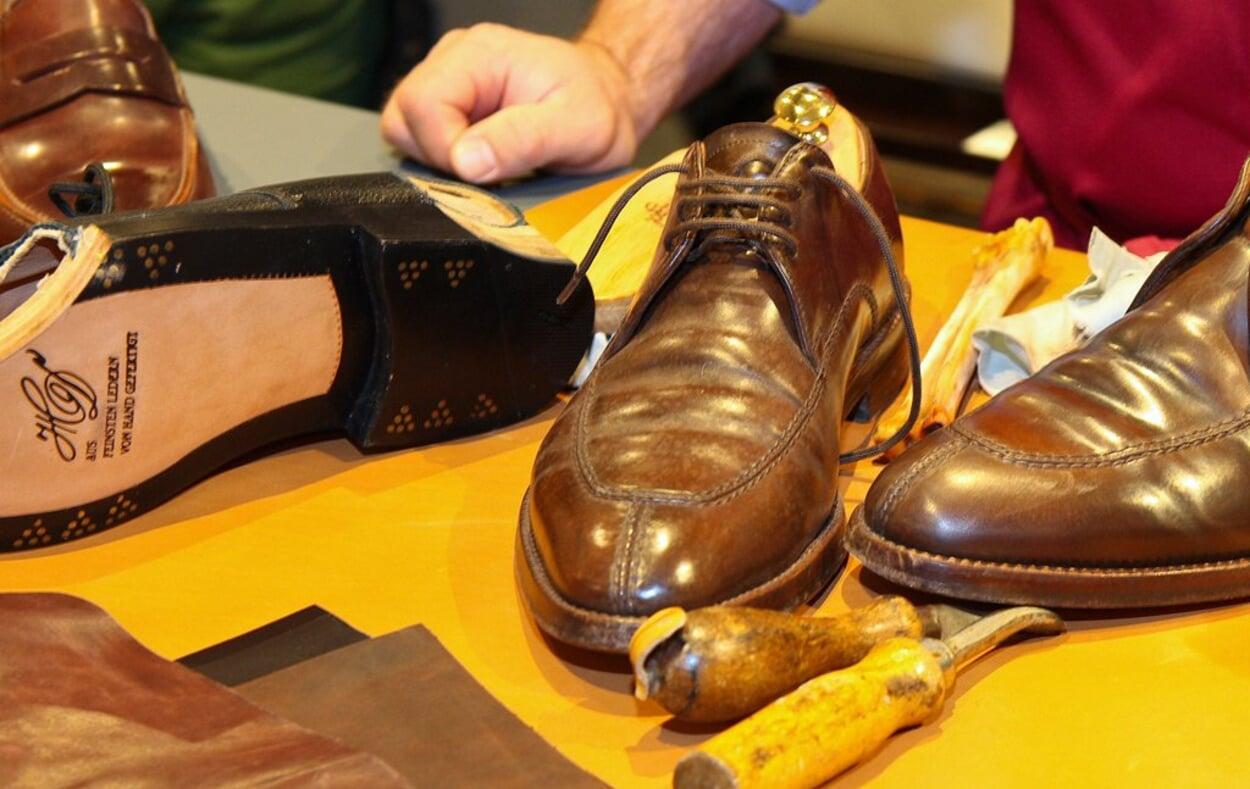 Classic Dinkelacker Shoe