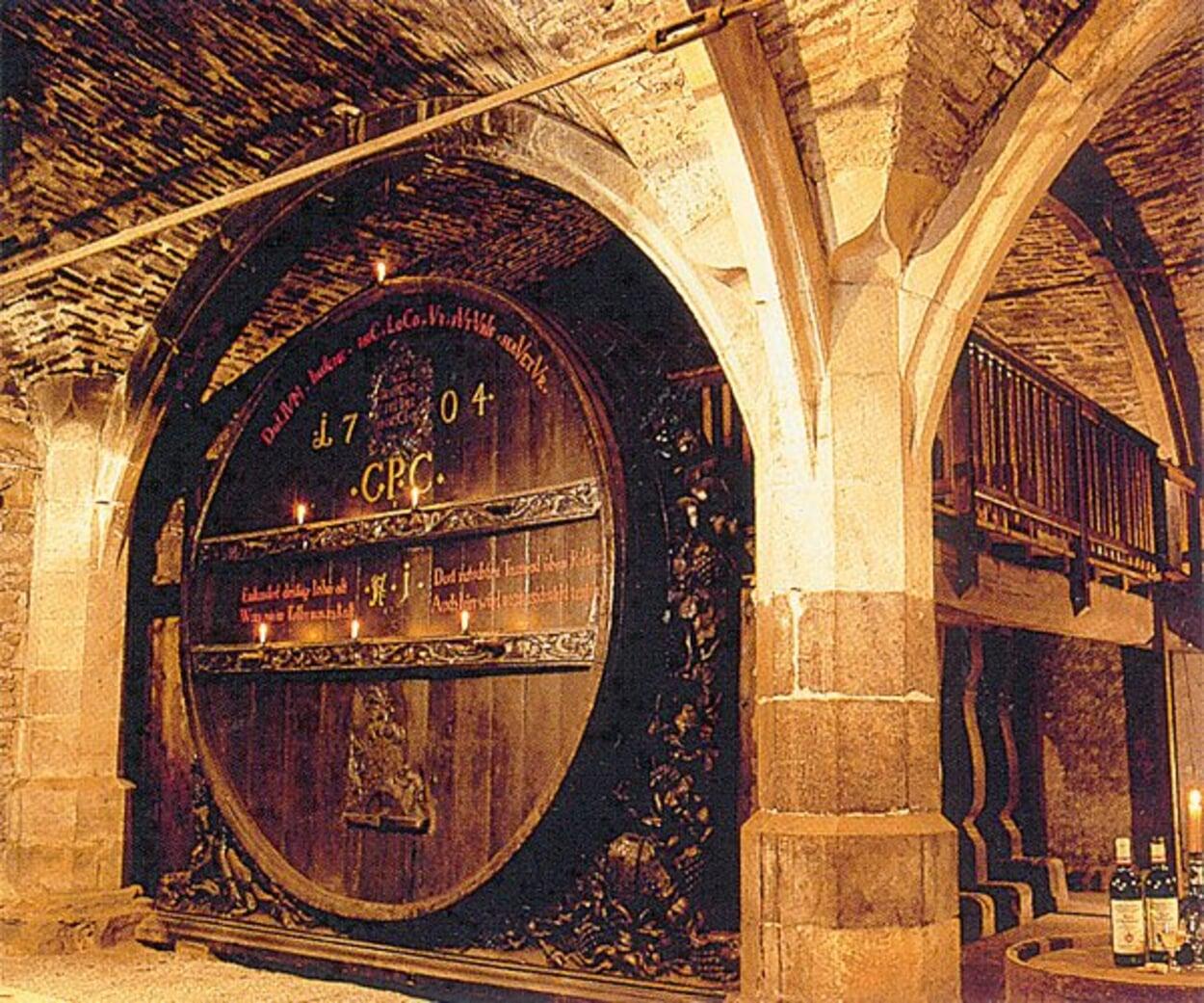 Das älteste Weingut Österreichs