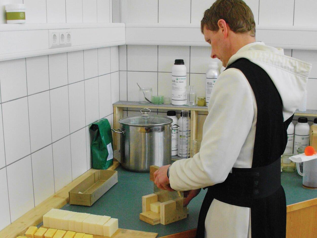 Die Mönche von St. Severin