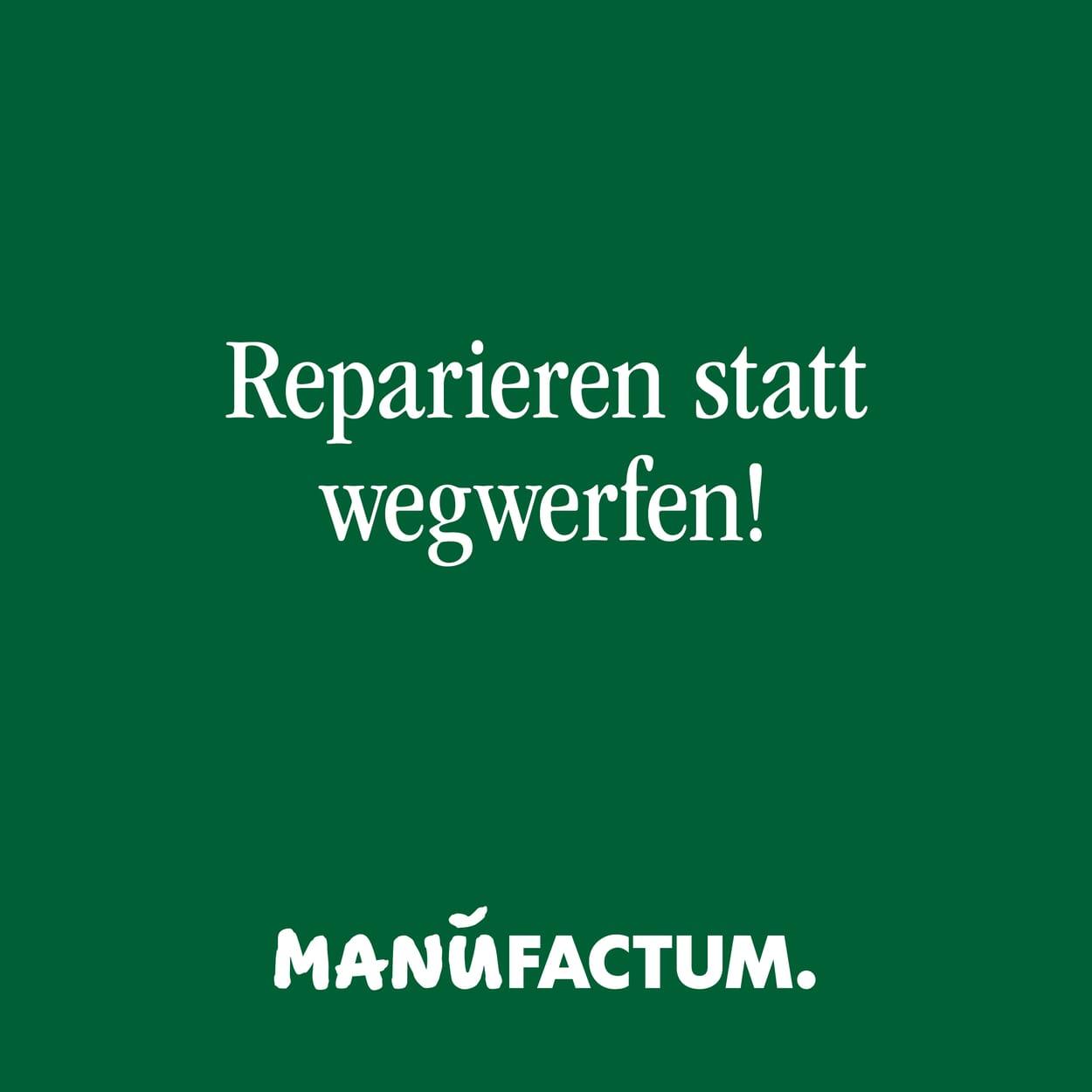 Manufactum Podcast Folge 4 - Reparieren statt wegwerfen!