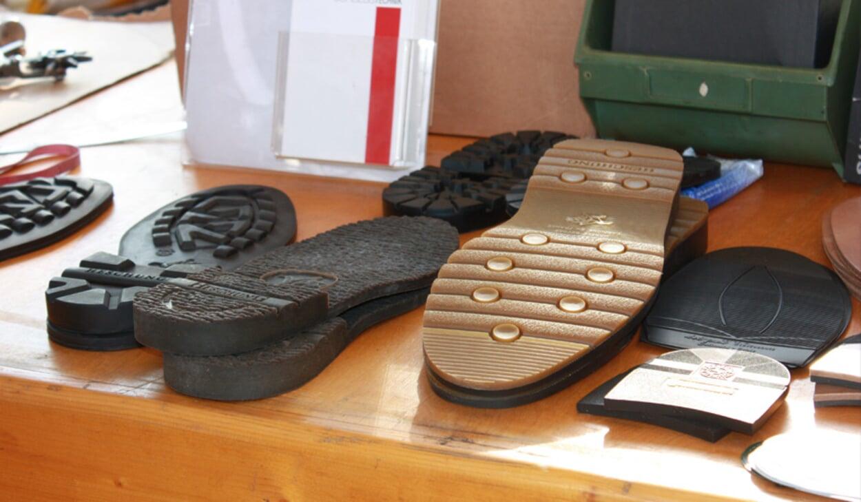 Sohlen für die Schuhreperatur