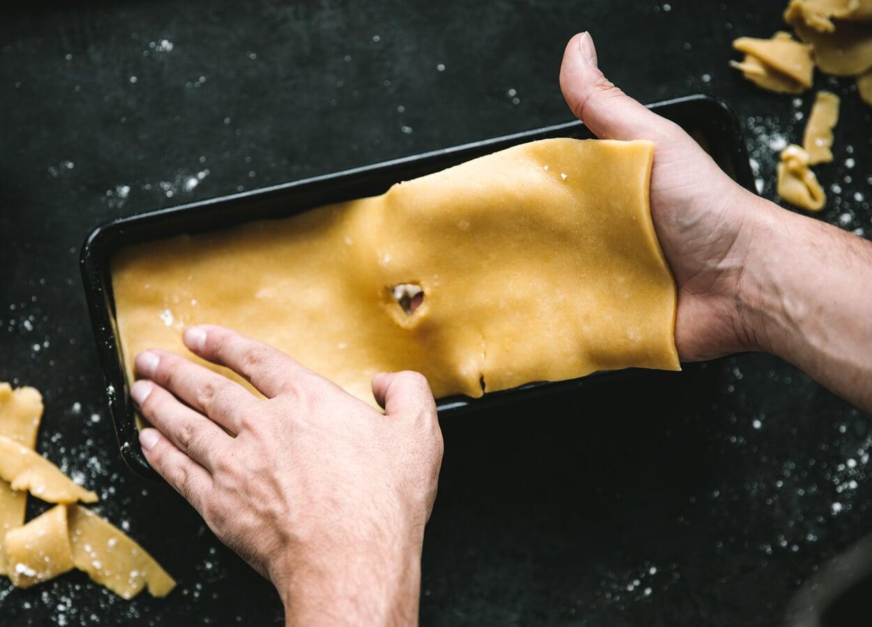 Pastetenteig herstellen