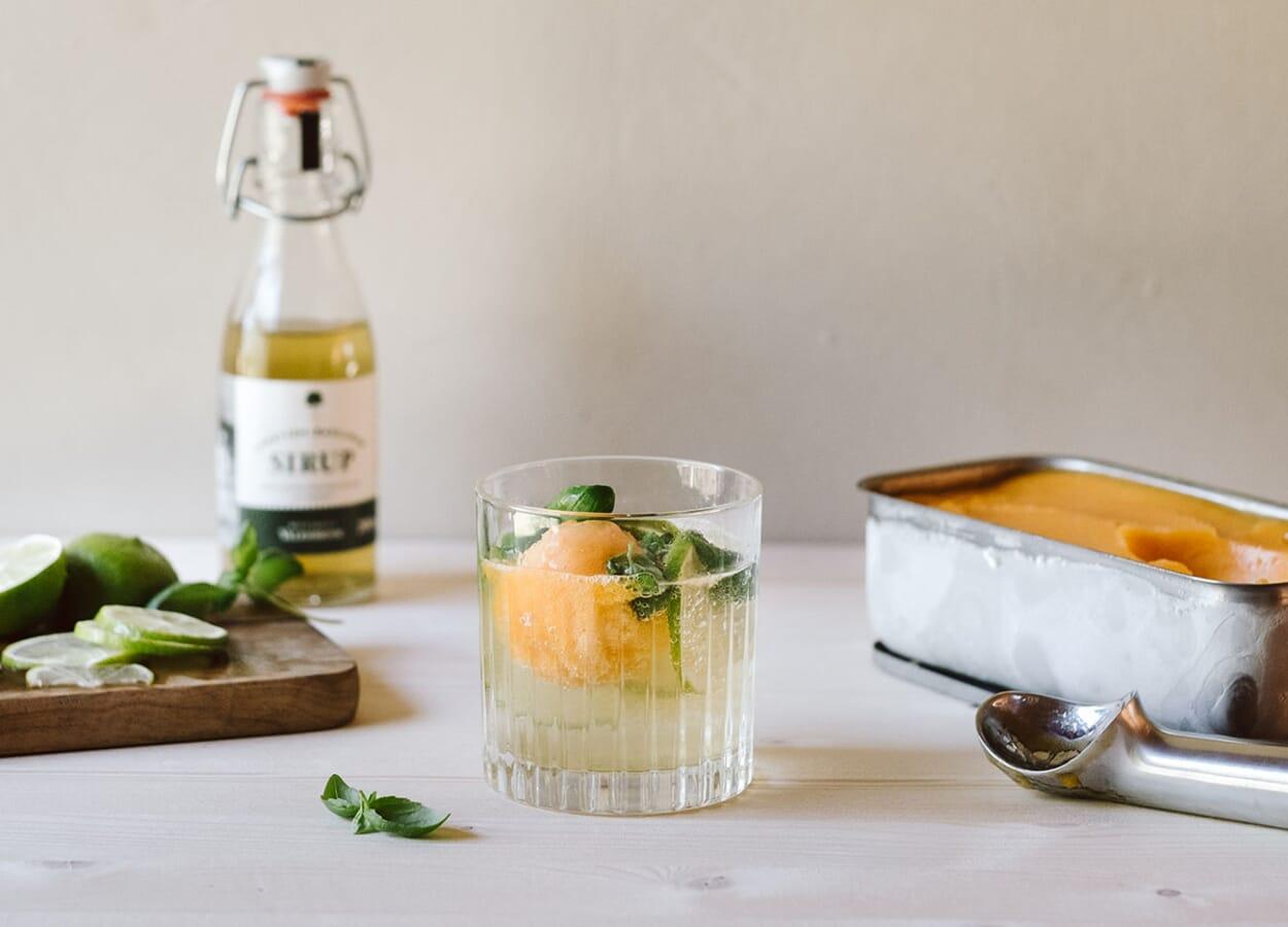 Sommerliche Cocktails