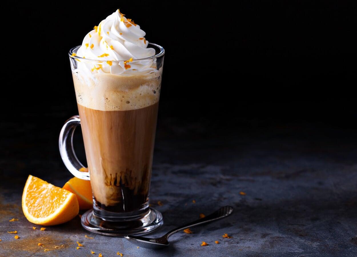 Kaffeehaus-Kaffeespezialitaeten
