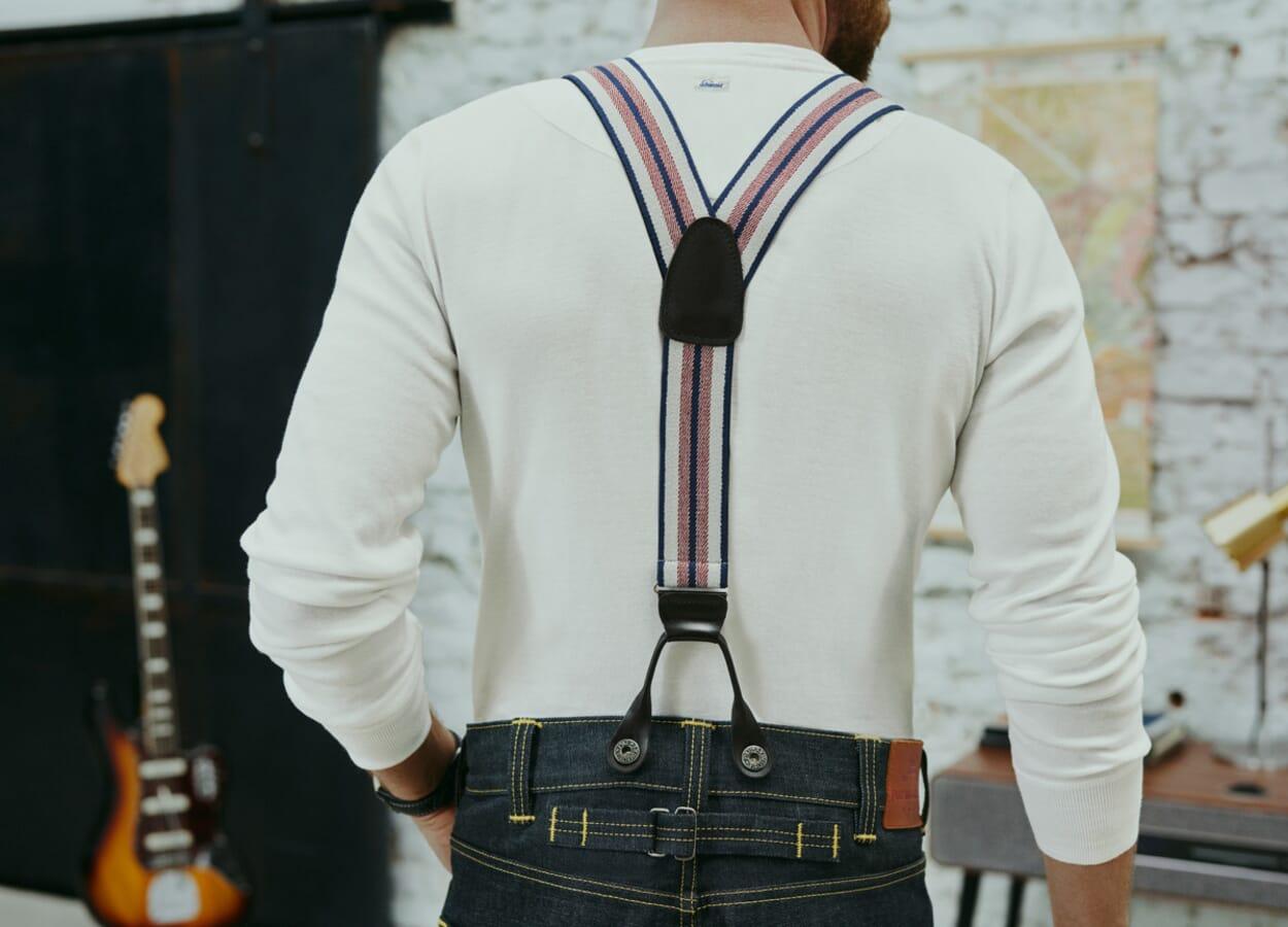 Arbeitskleidung von Pike Brothers