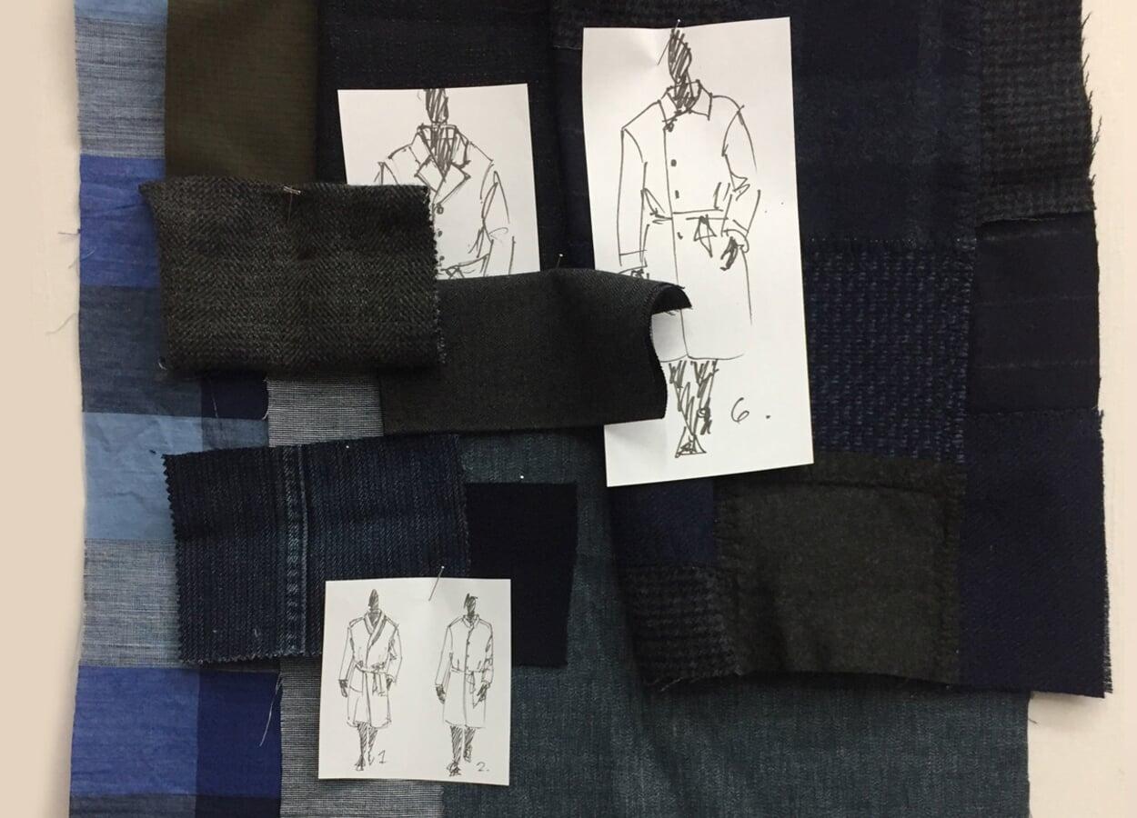 Herrenmode von Hansen Garments