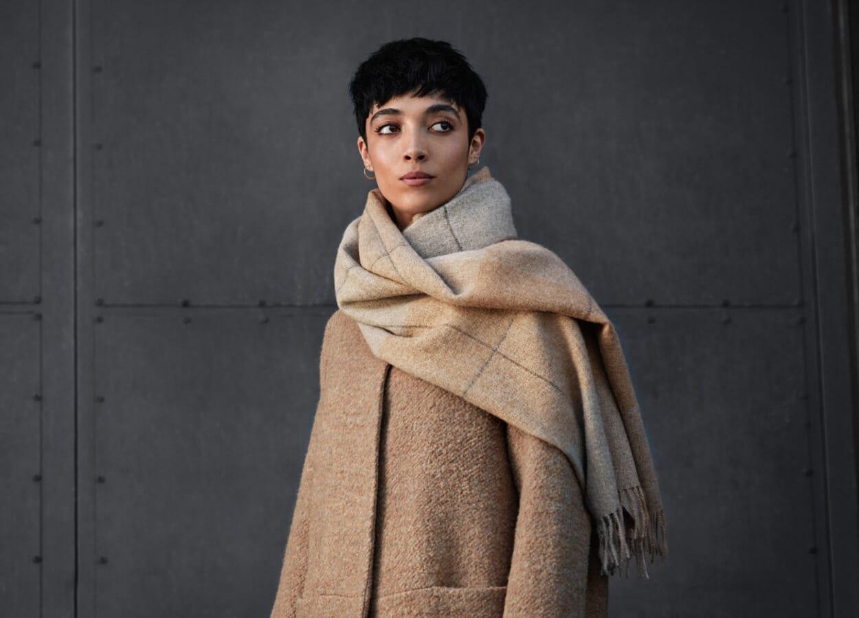 10 Bindevarianten für Schals