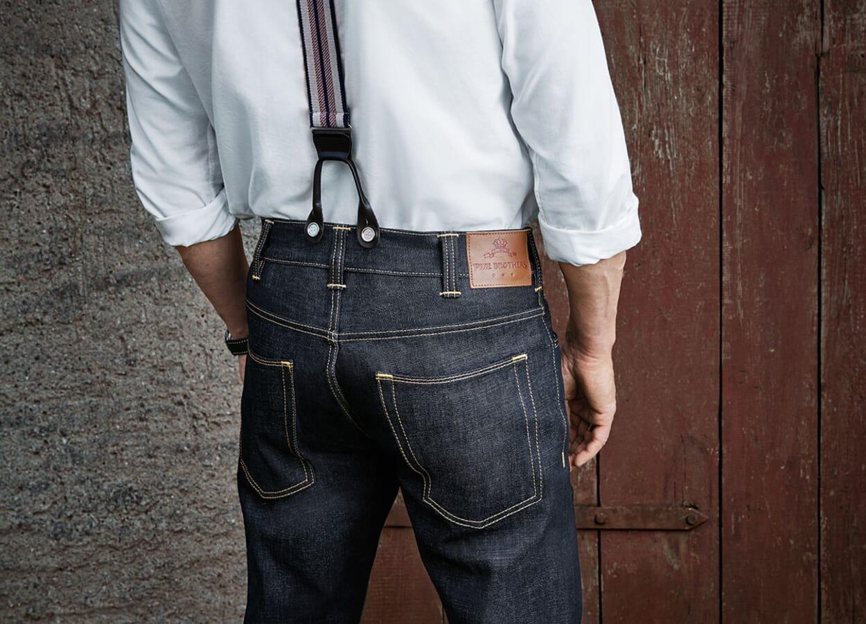 Herrenbekleidung von Pike Brothers