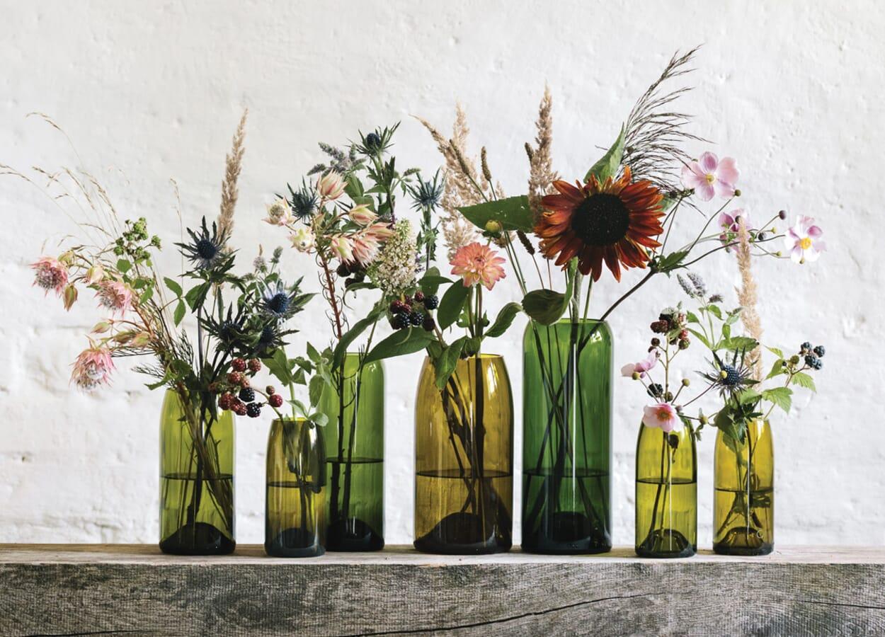 Blumenvasen & Schalen