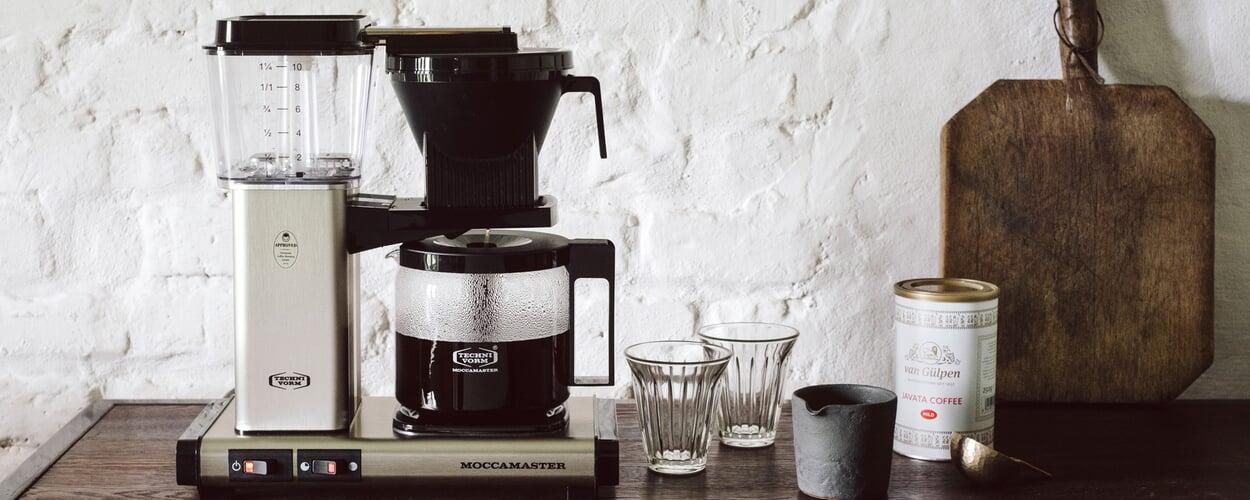 Die Wahl der Kaffee,aschine