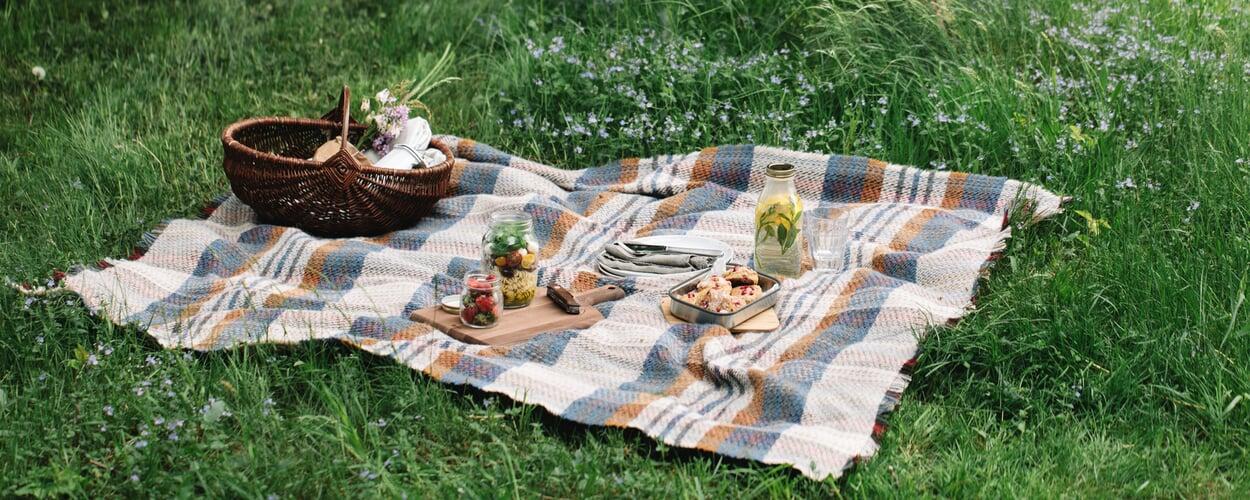 Sommerliche Picknickrezepte