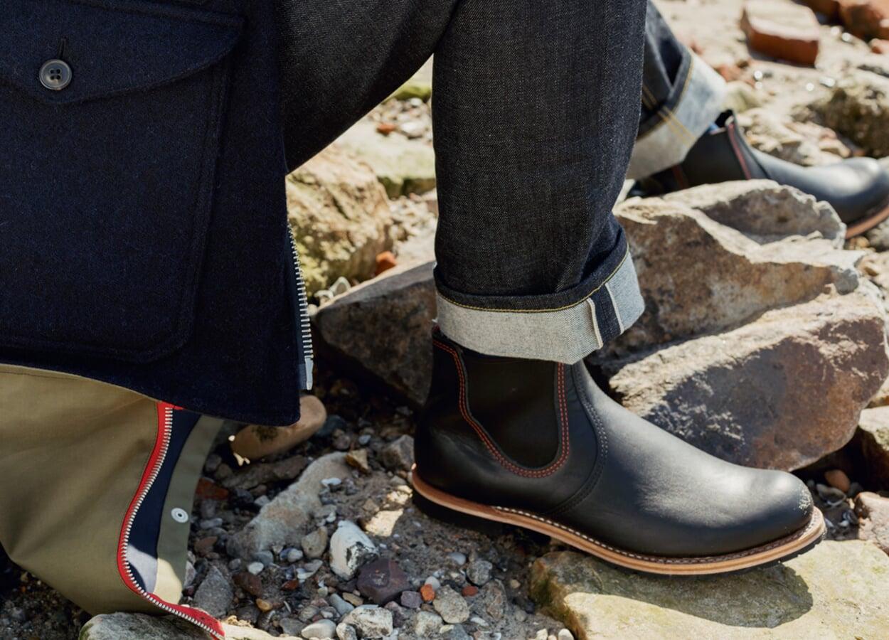 Hochwertige Schuhe