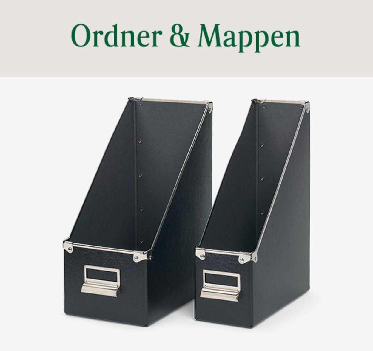 Ordner & Mappen