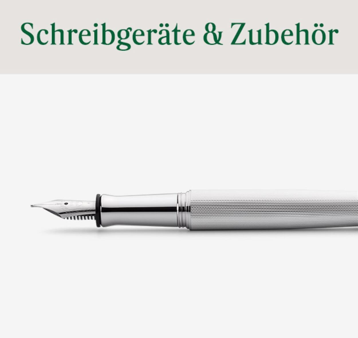Schreibgeräte & Zubehör