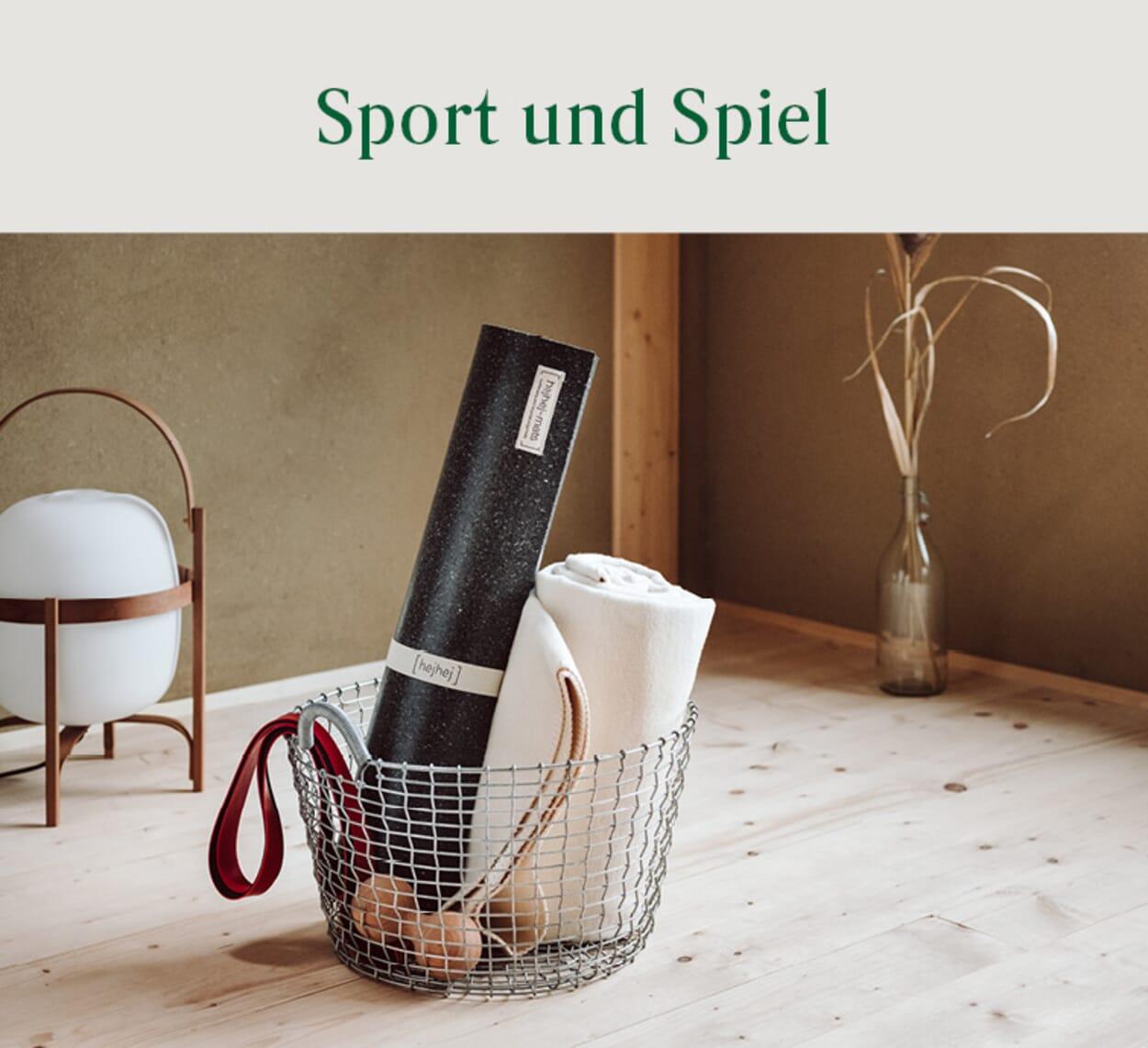 Sport & Spiel
