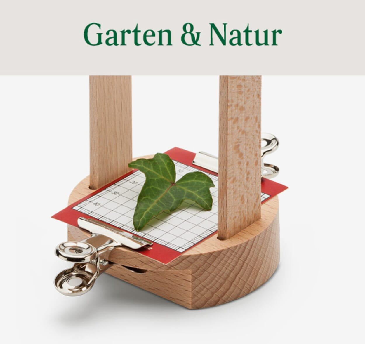 Garten und Natur erleben
