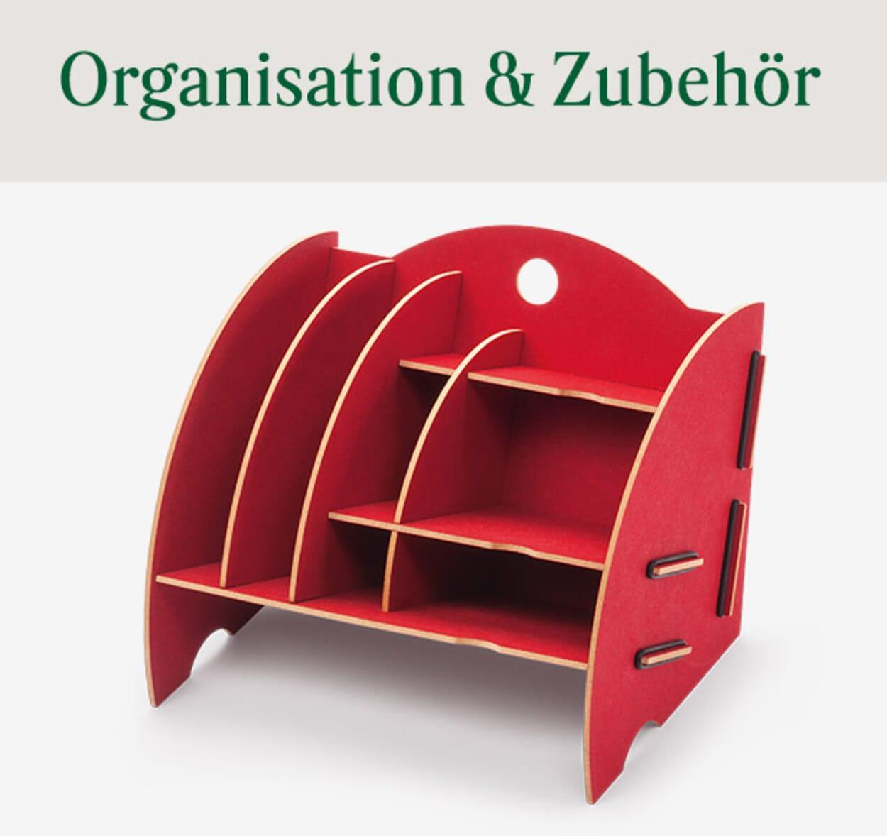 Organisation & Zubehör