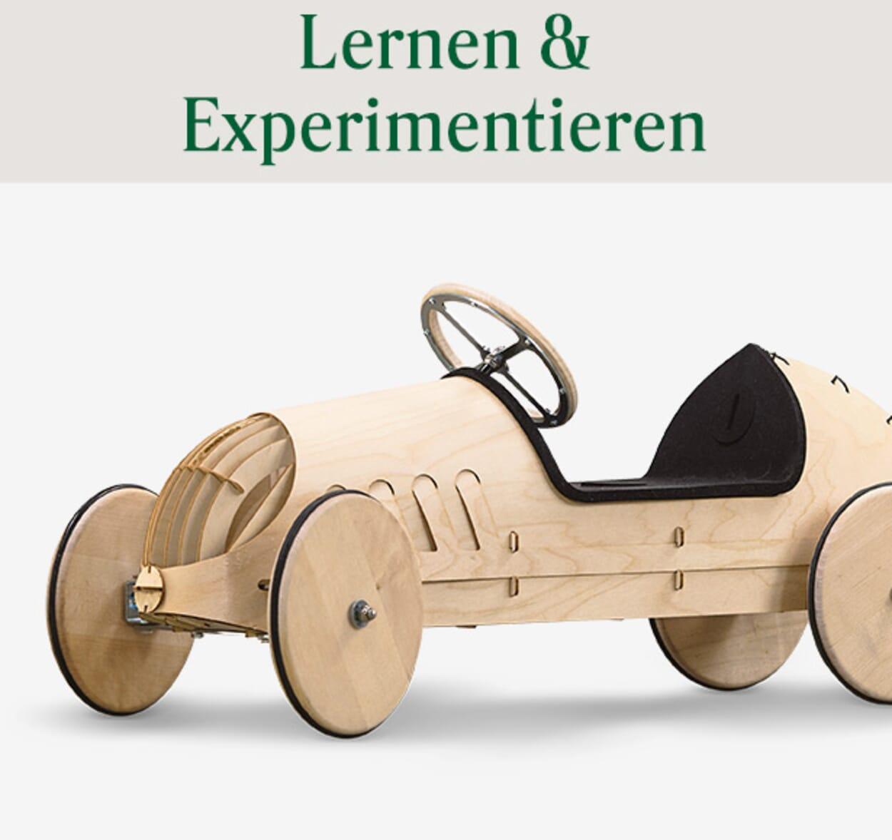 Lernen & Experiementieren für Kinder