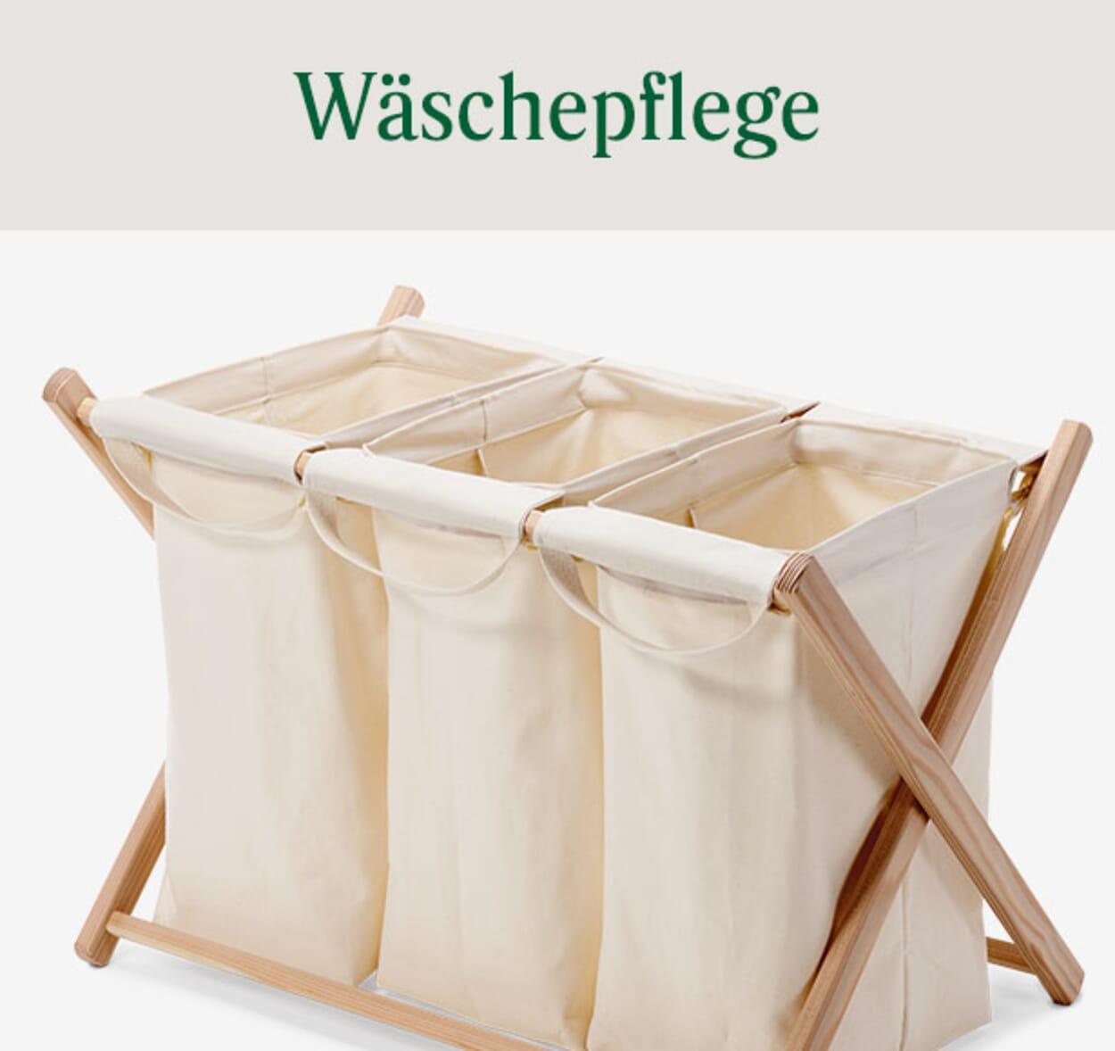 wäschepflege