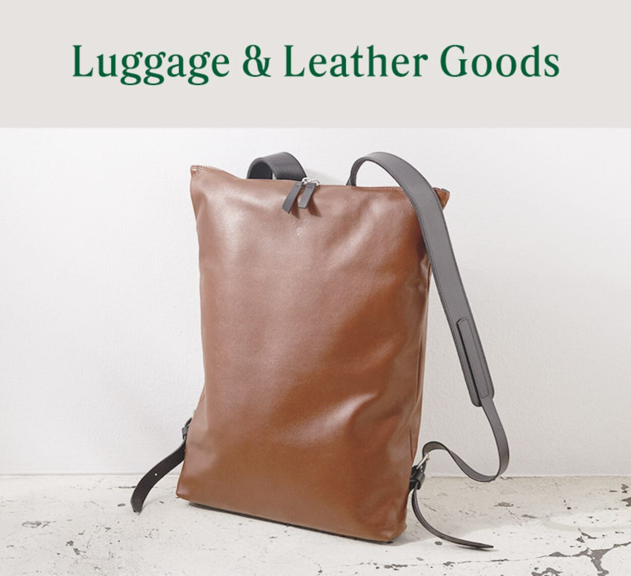 Luggage & Leather Goods