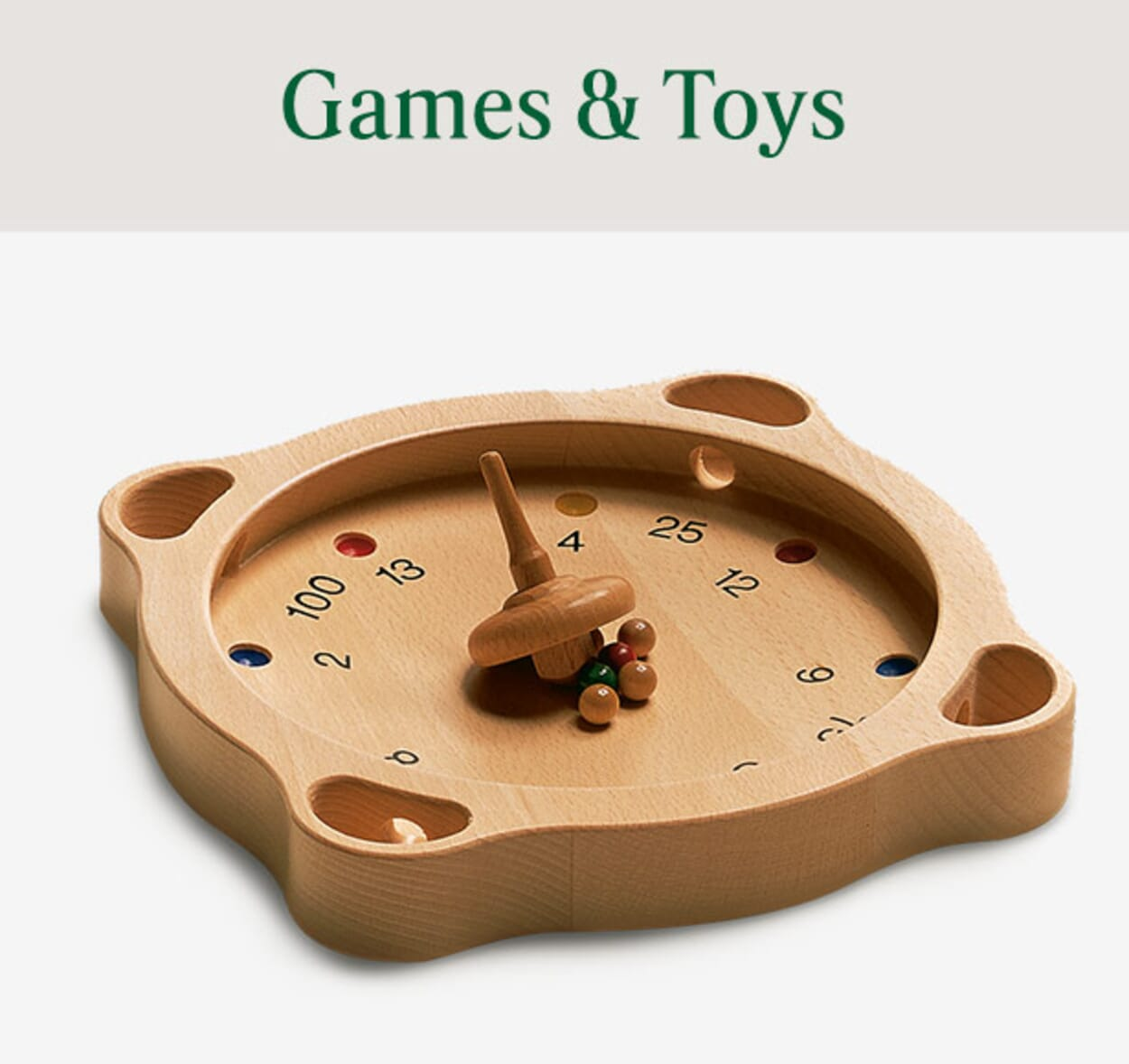 Games & Toys