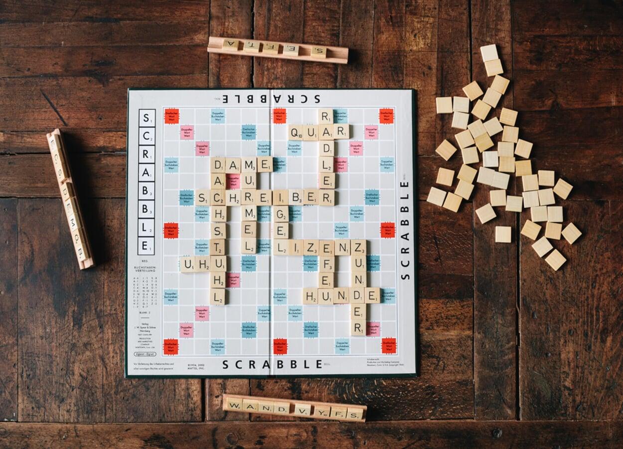 Scrabble Jubiliäumsausgabe