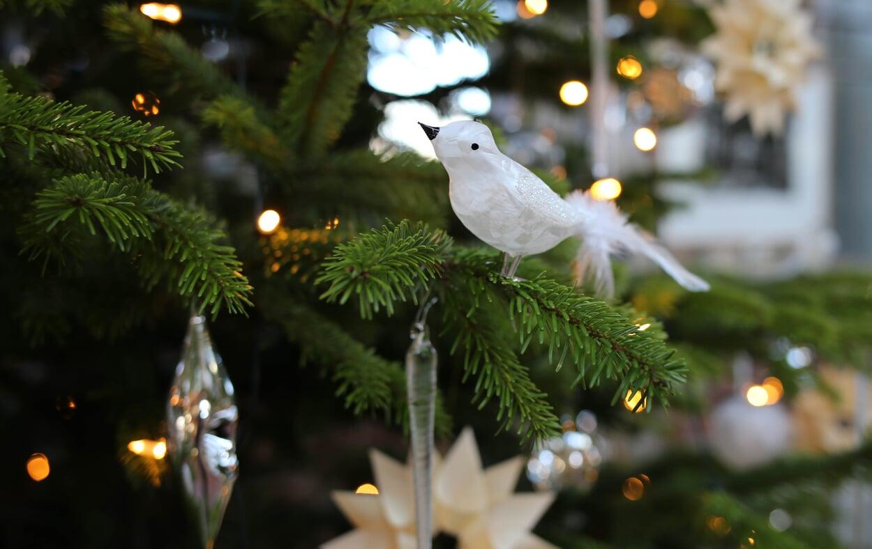Weihnachtliche Dekorieren