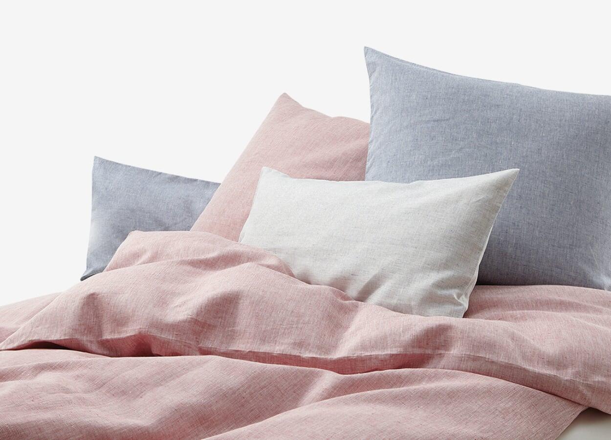 Bettbezug Leinen