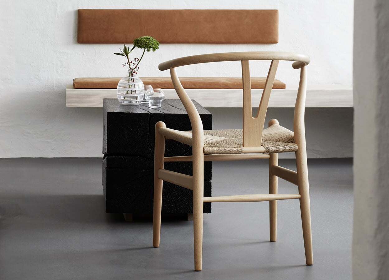 Design Klassiker Wishbone Chair