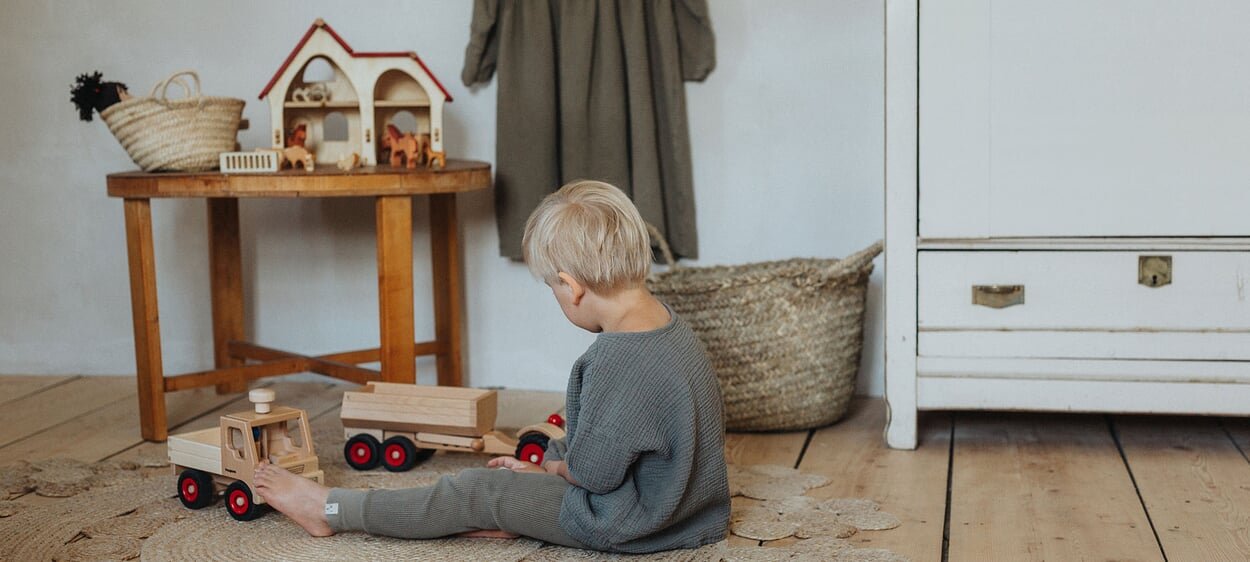 Nachhaltiges Kinderzimmer