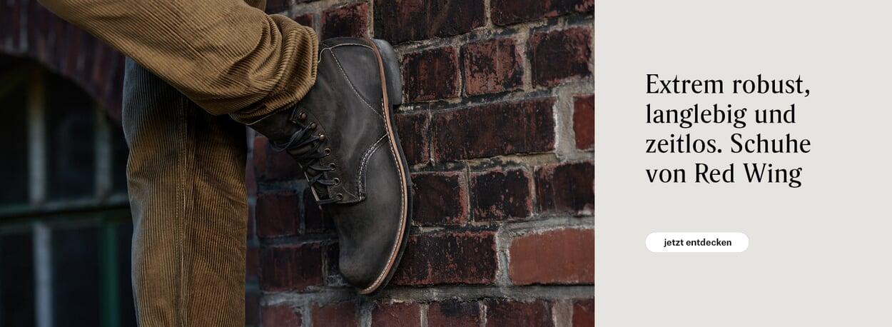 Schuhe von Redwing