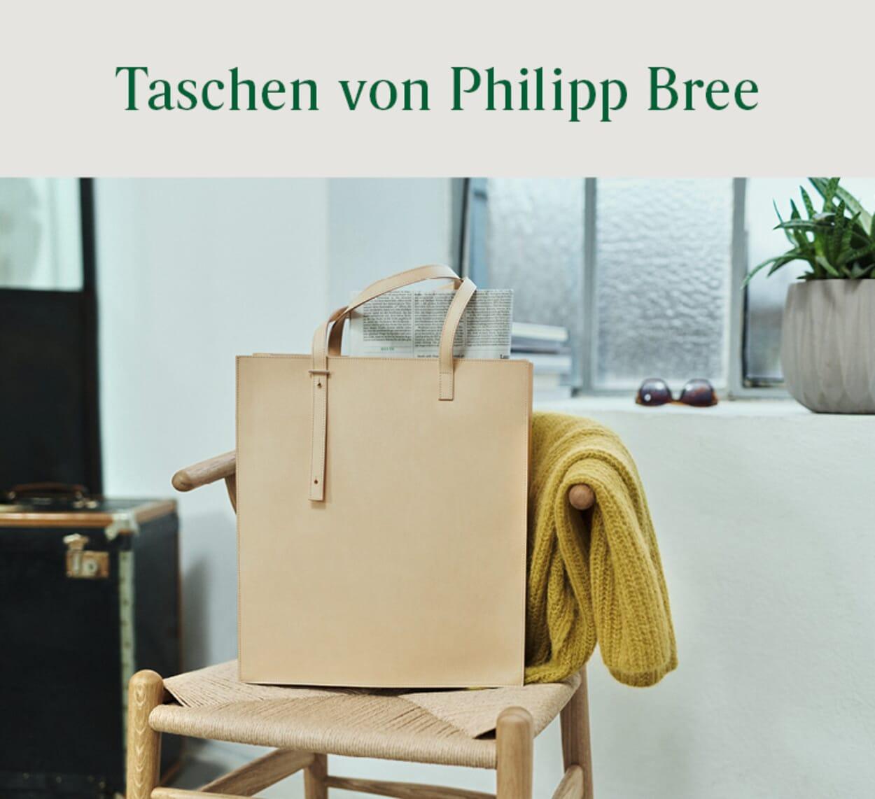Taschen von Philipp Bree
