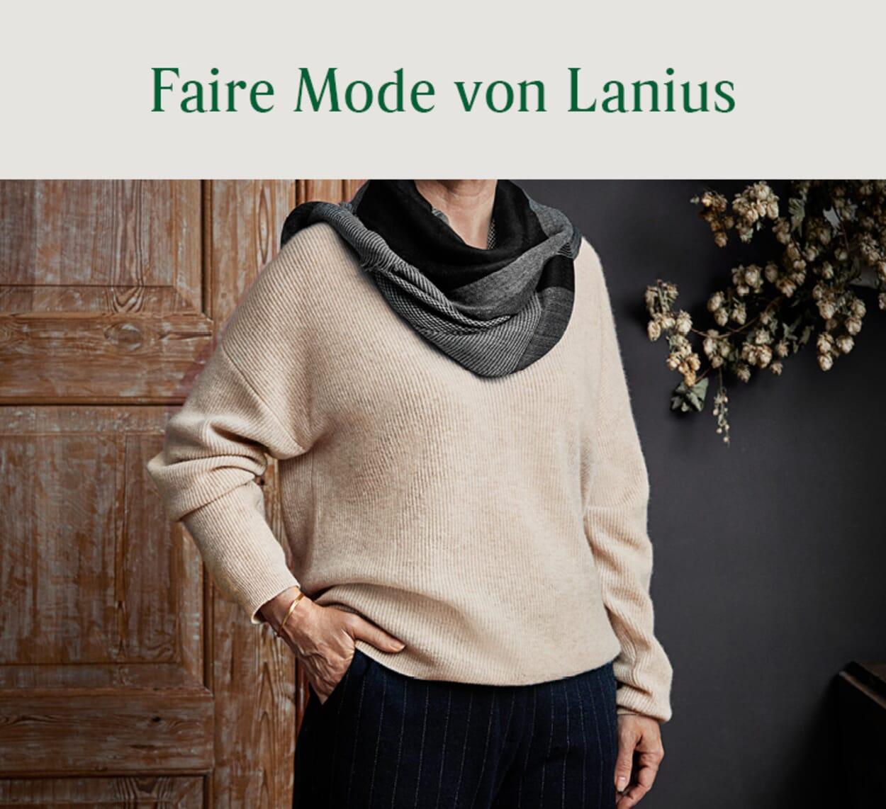 Mode von Lanius