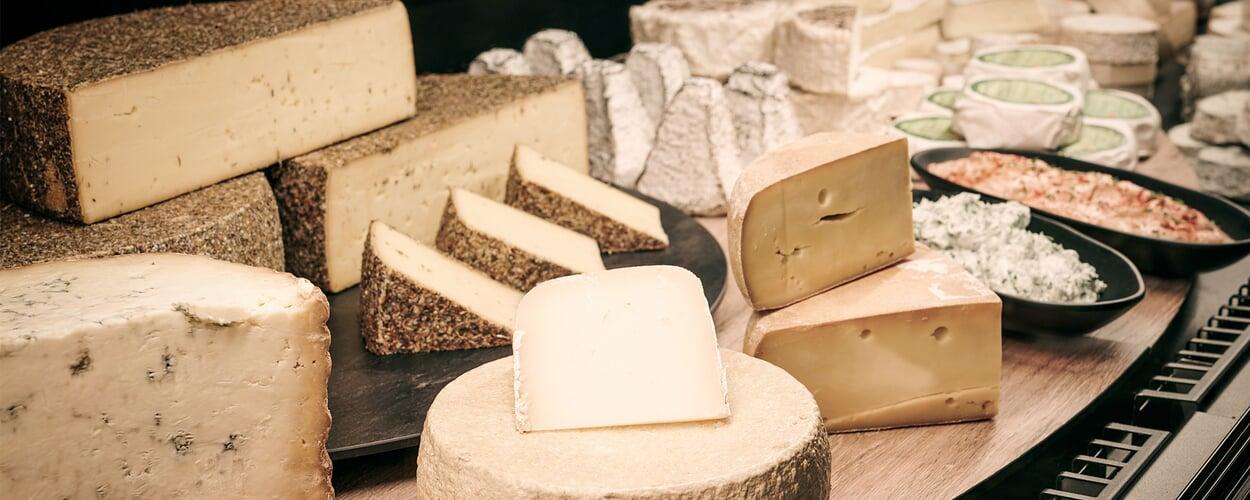 Käse bei Manufactum
