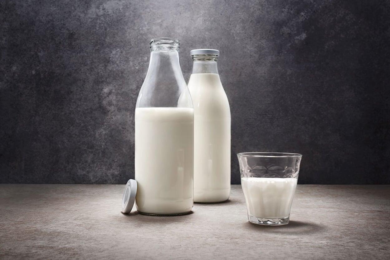 Frische Milch bei Manufactum