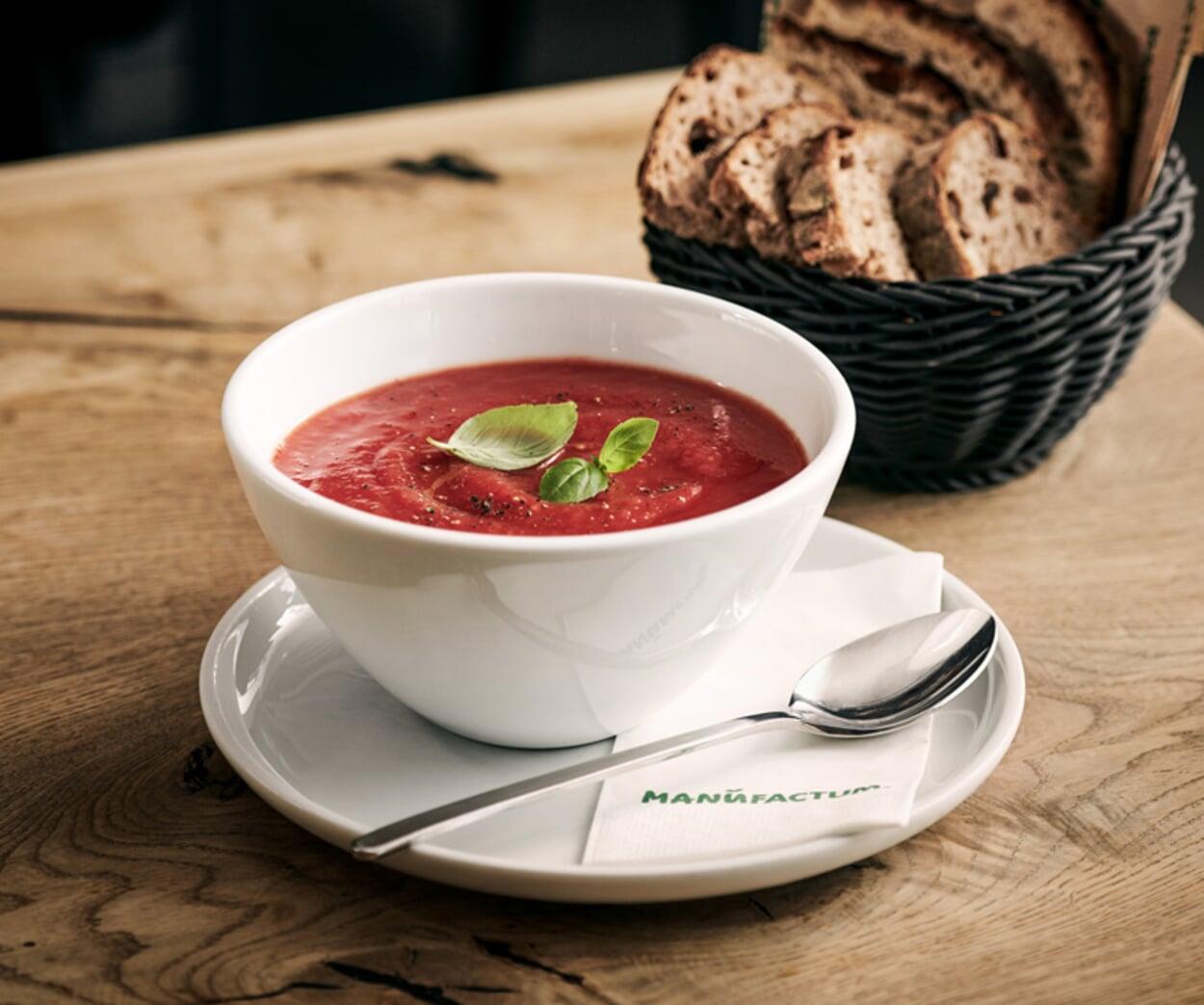 Suppen aus der Manufactum Gastronomie