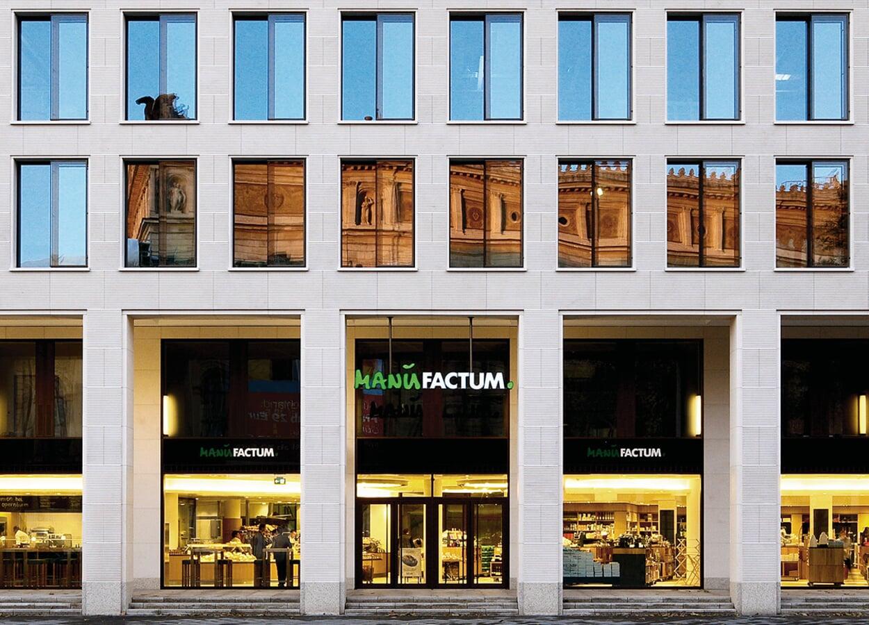 Warenhaus Frankfurt
