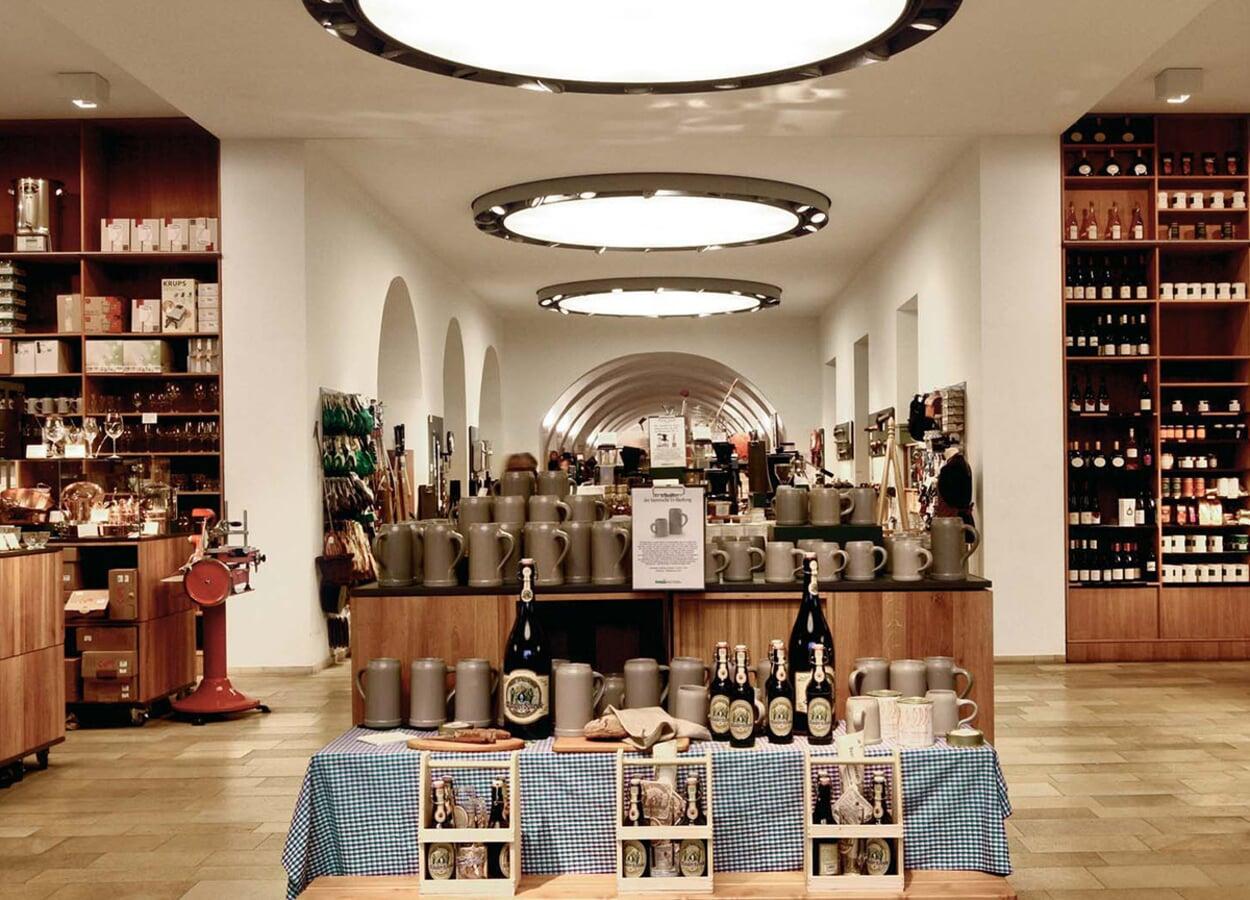 Warenhaus München