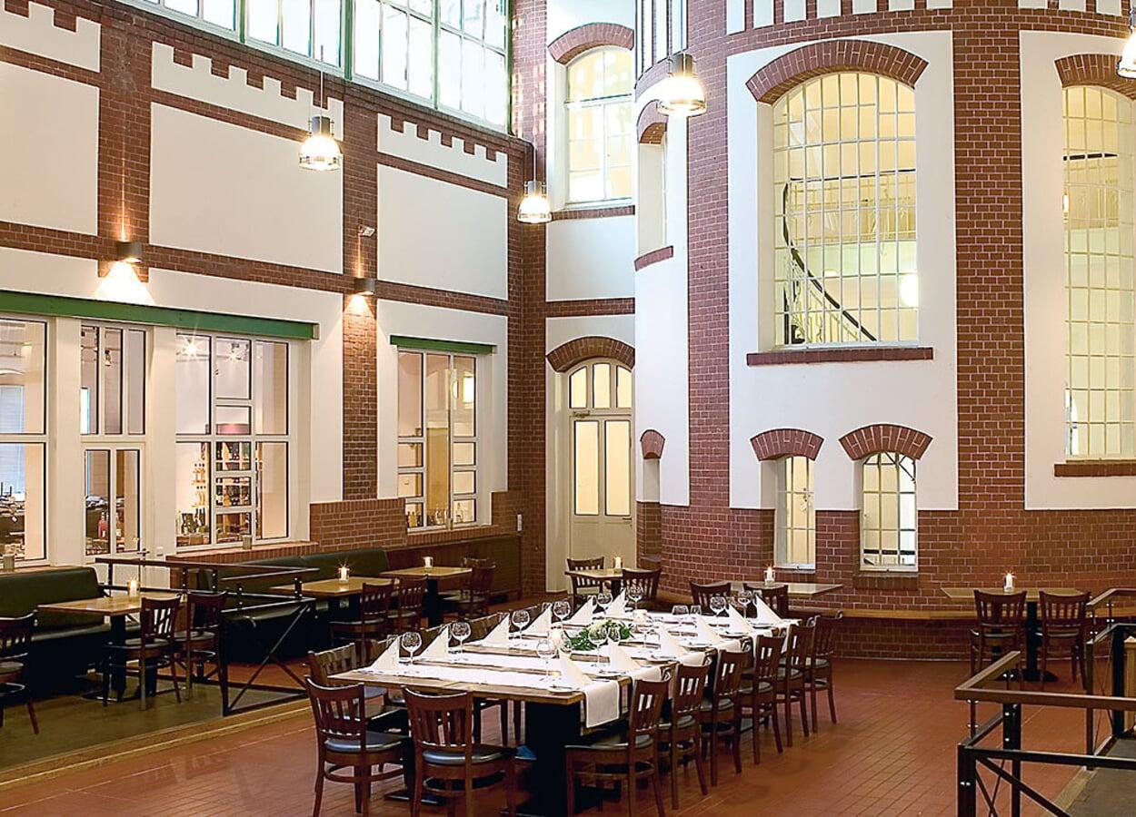 Gasthaus Lohnhalle in Waltrop