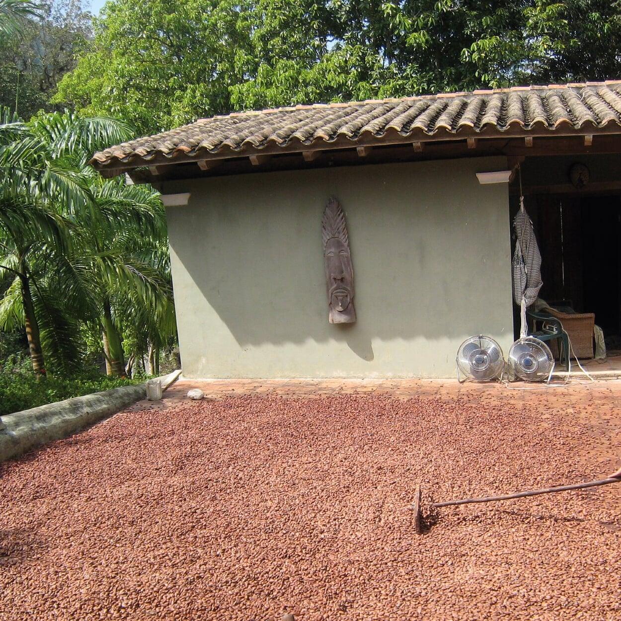 Venezuelan Rio Caribe 72% Schokolade
