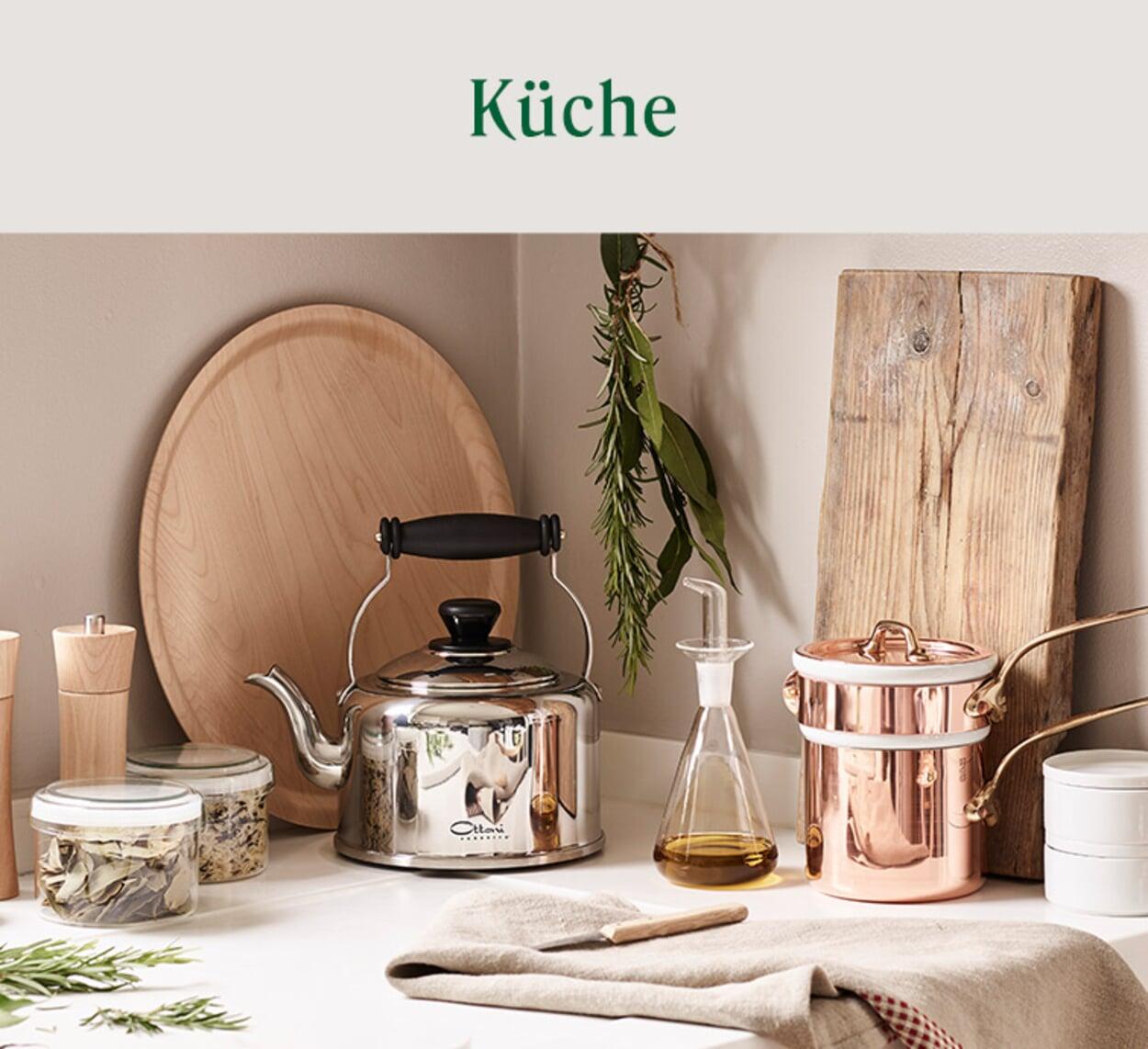 Sortiment Küche & Haushalt