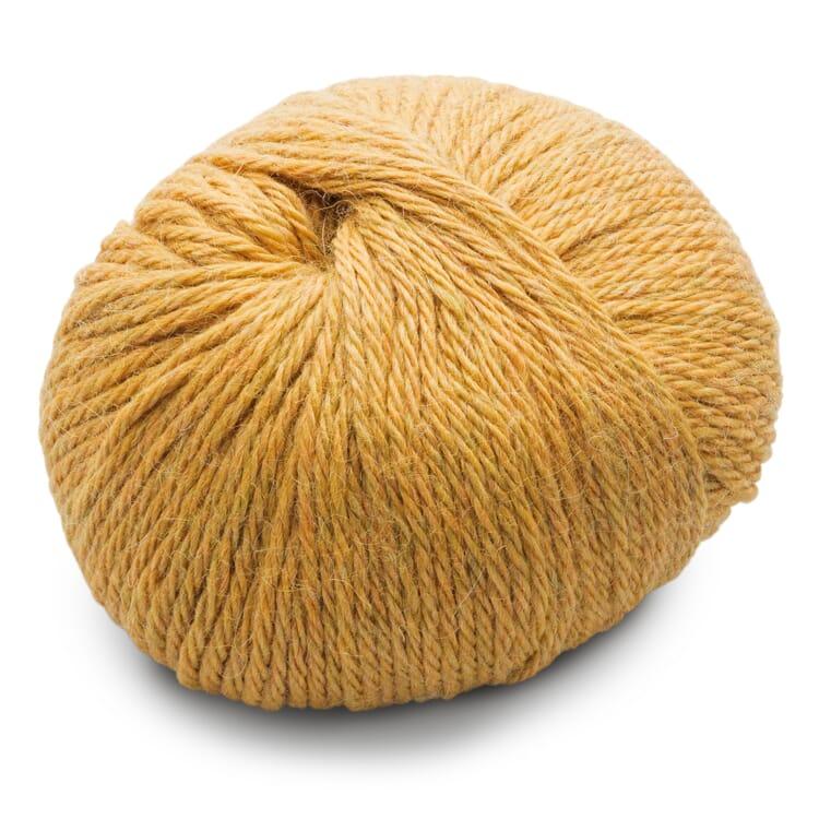 Thick Knitting Yarn Babyalpaca, Yellow