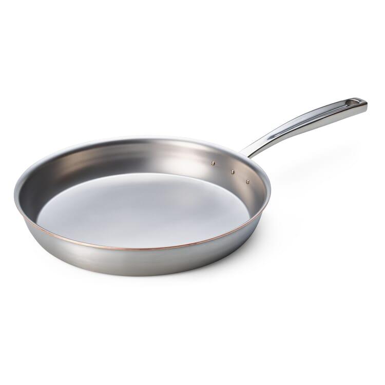 Frying Pan with Copper Core, Diameter 28 cm