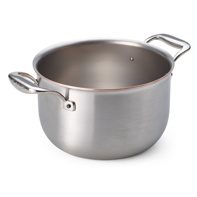 Cooking Pot with Copper Core