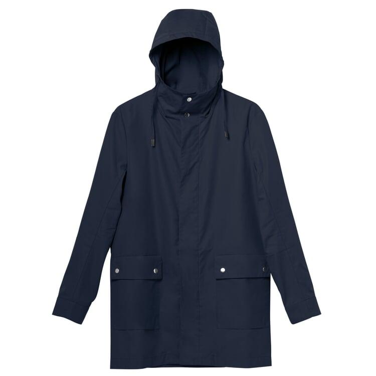 Mantel All Weather Coat Blau