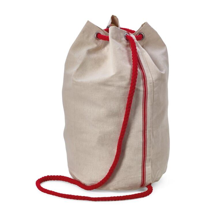 Laundry Bag Made of Linen Pressing Cloth